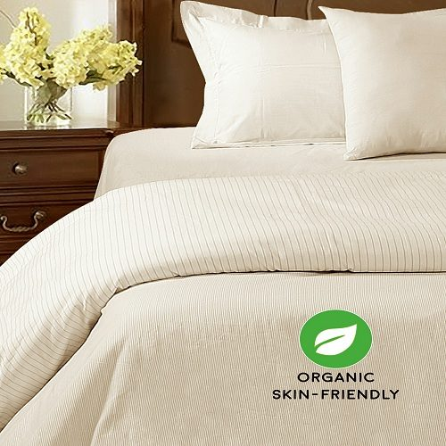 organic duvet cover set, organic cotton, organic cotton bedding,